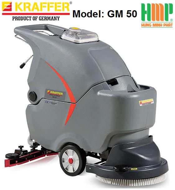 Máy chà sàn liên hợp Kraffer GM 50B