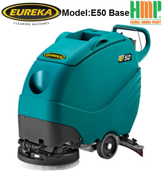 Máy chà sàn liên hợp Eureka E50 Base